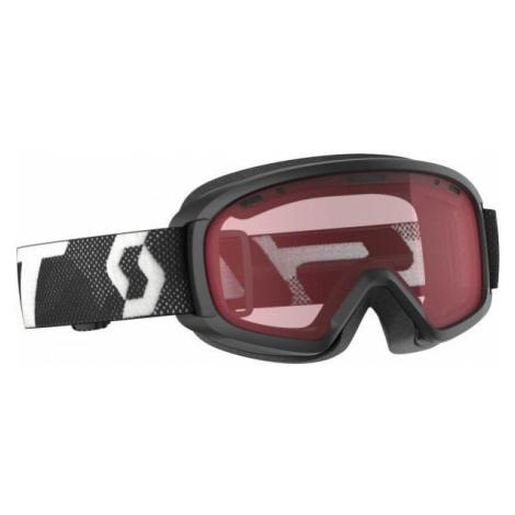 Scott JR WITTY schwarz - Kinder Skibrille