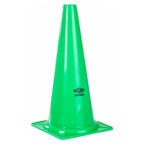 Umbro COLOURED CONES - 37,5cm grün - Kegel