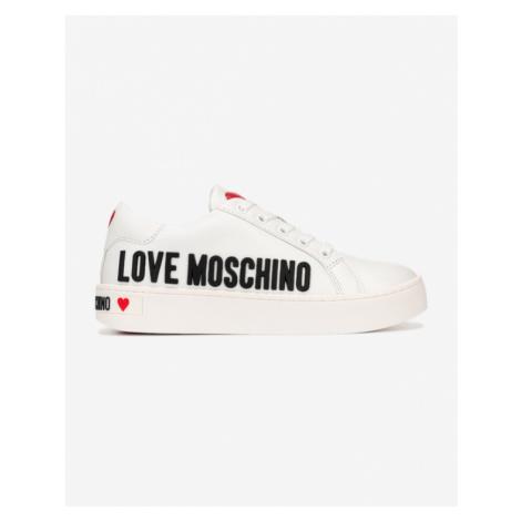 Love Moschino Tennisschuhe Weiß