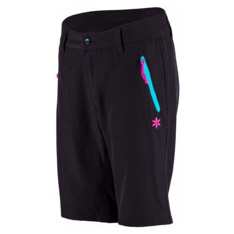 Willard PORA schwarz - Damen Outdoorshorts