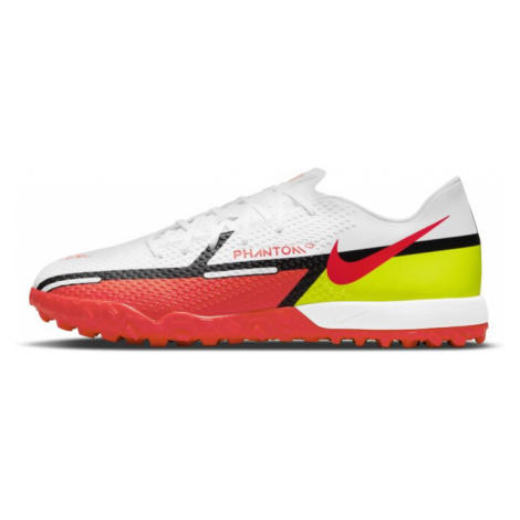 Nike Phantom GT2 Academy TF Fußballschuh für Turf - Weiß