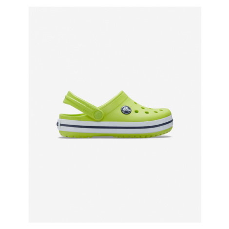Crocs Crocband™ Clog Crocs Kinder Grün