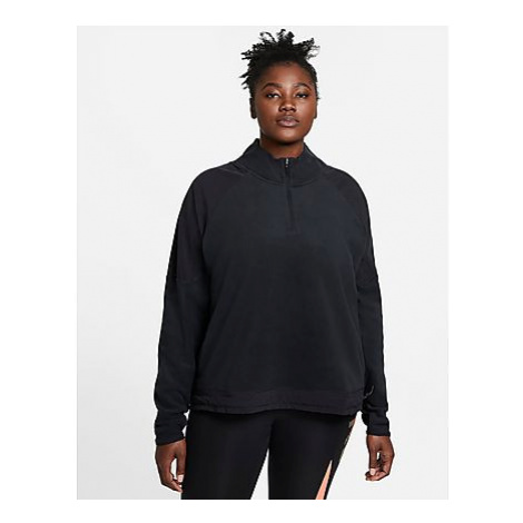 Nike Nike Air Midlayer Damen-Laufoberteil - Black/Black/Black - Damen, Black/Black/Black