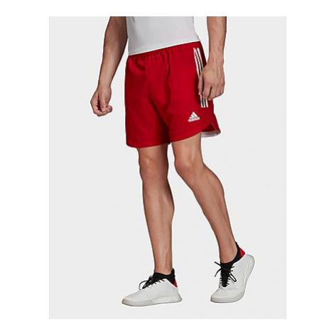 Adidas Condivo 20 Shorts - Team Power Red / White - Herren, Team Power Red / White