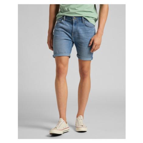 Lee Rider Shorts Blau