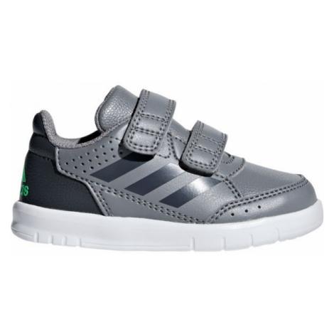 adidas ALTASPORT CF I grau - Kinder Sneaker