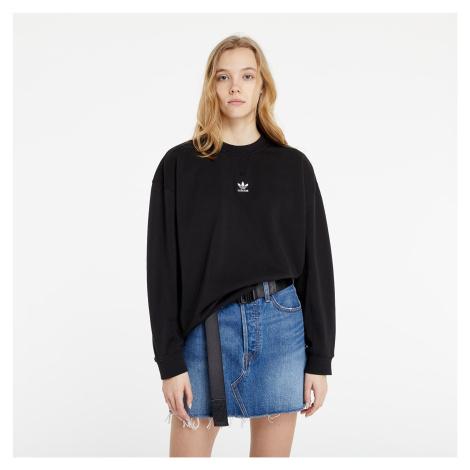 adidas Loungewear Adicolor Essentials Sweatshirt Black