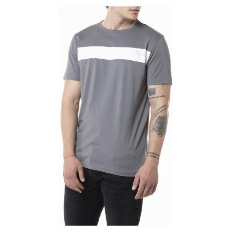 Replay Herren Rundhals T-Shirt Basic Jersey 30/1