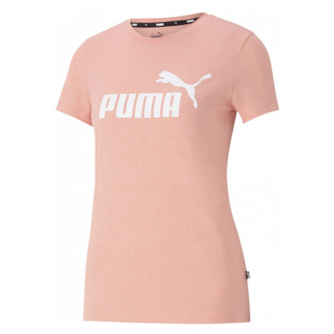 Essential Logo Heather T-Shirt Puma