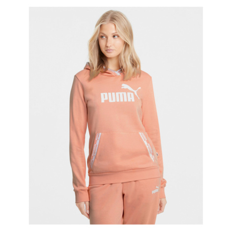 Puma Amplified Sweatshirt Orange