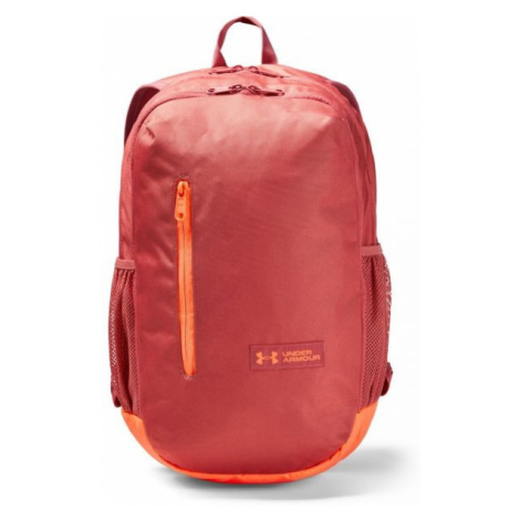 Under Armour ROLAND BACKPACK rosa - Stadtrucksack