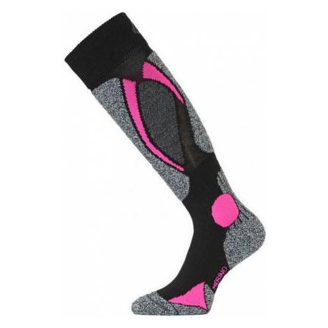 Ski Socken Lasting SWC 904 black
