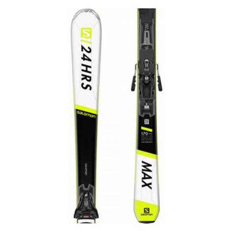 Salomon 24 HOURS MAX + Z12 GW - Abfahrtsski