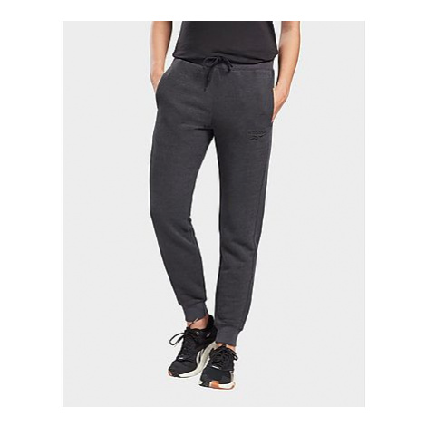 Reebok textured pants - Black - Damen, Black
