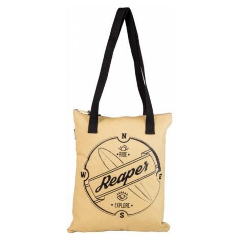 Reaper BEACHBAG beige - Strand Tasche