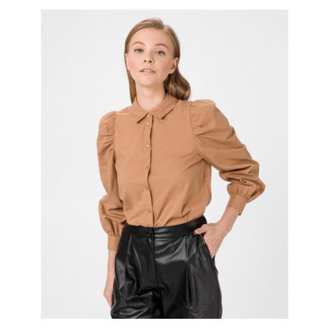 Vero Moda Miriam Hemd Braun