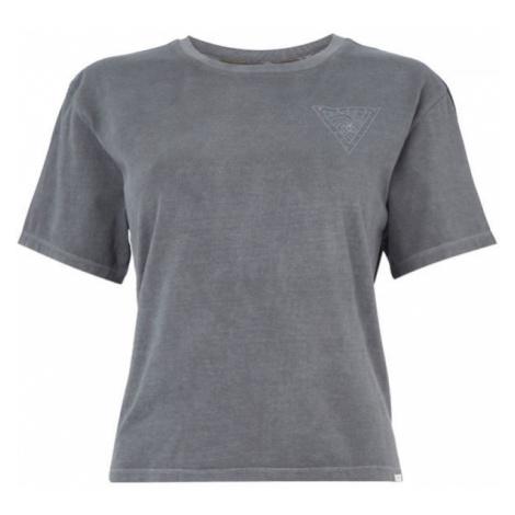O'Neill LW LONGBOARD BACKPRINT T-SHIRT grau - Shirt für Damen