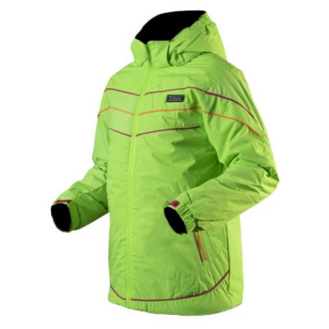 TRIMM RITA grün - Skijacke für Mädchen