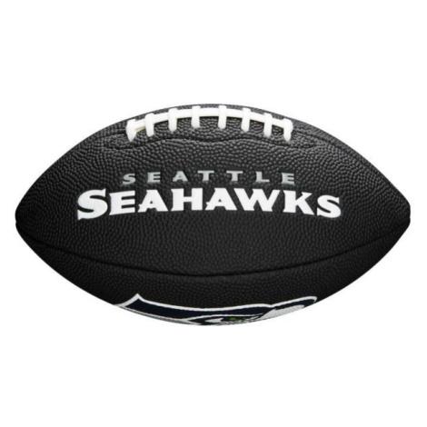 Wilson MINI NFL TEAM SOFT TOUCH FB BL SE - American Football
