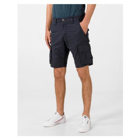 Loap Vekot Shorts Blau