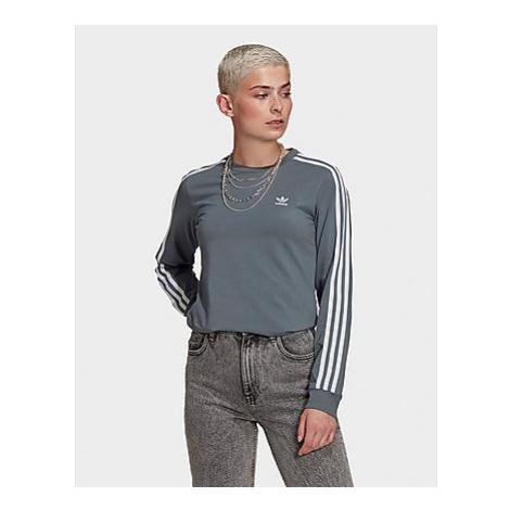 Adidas Originals Adicolor Classics Longsleeve - Blue Oxide - Damen, Blue Oxide
