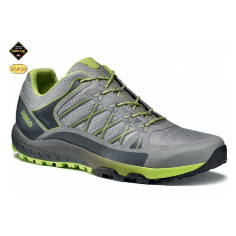 Schuhe Asolo Grid GV MM grey lime/A854