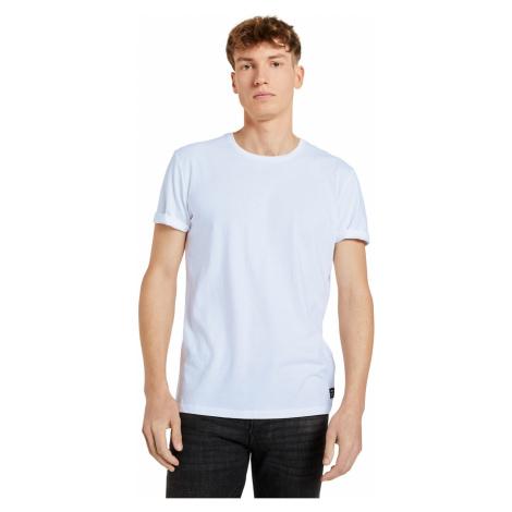 Tom Tailor Denim Herren T-Shirt Basic Crew