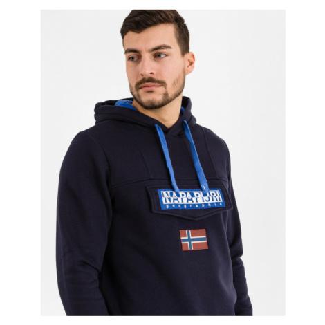 Napapijri Burgee Win Sweatshirt Blau