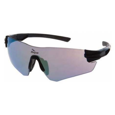 Sport- Brille Rogelli WRIGHT mit austauschbar gläser, black 009.247.