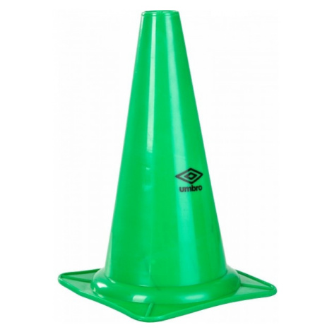 Umbro COLOURED CONES - 30cm grün - Kegel