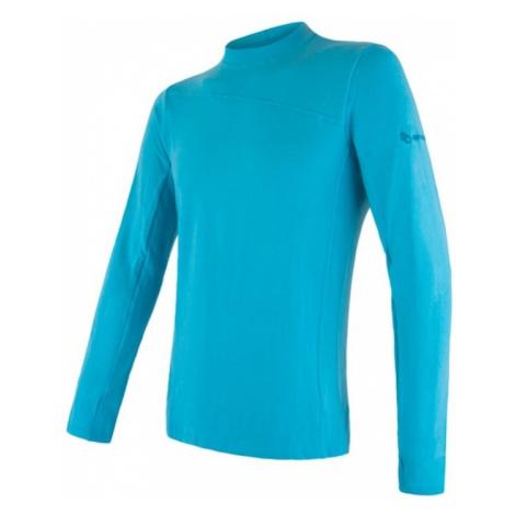Herren T-Shirt Sensor MERINO EXTREME blue 18200028