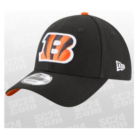 New Era 9FORTY Cincinnati Bengals The League Cap schwarz/orange Größe UNI