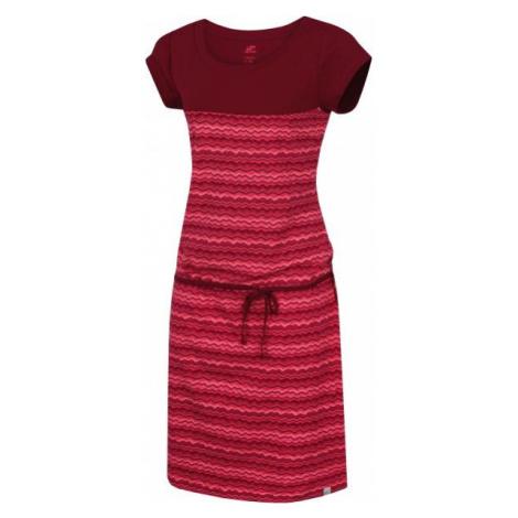 Hannah TENESI rot - Kleid