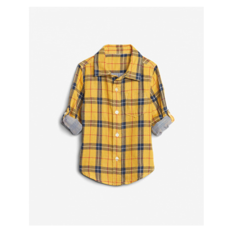 GAP Hemd Kinder Gelb