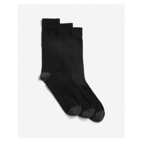 GAP 3 Paar Socken Schwarz