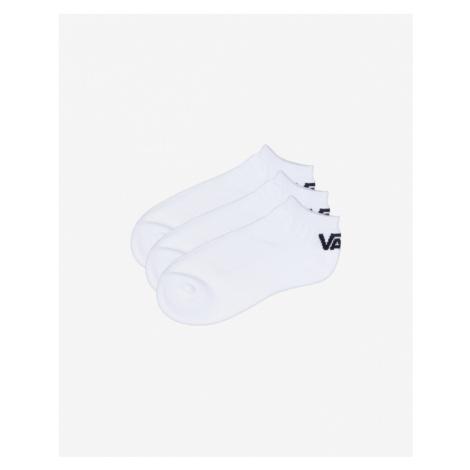 Vans Classic Low 3 Paar Socken Weiß