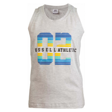 Russell Athletic SINGLET grau - Kinder T-Shirt