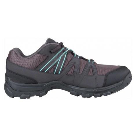 Salomon DEEPSTONE W dunkelgrau - Damen Trailrunning-Schuhe