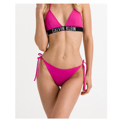 Calvin Klein Cheeky String Bikini bottom Rosa