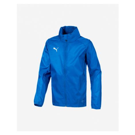 Puma Liga Training Rain Core Kids Jacket Blau