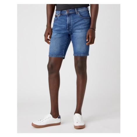 Wrangler Texas Shorts Blau