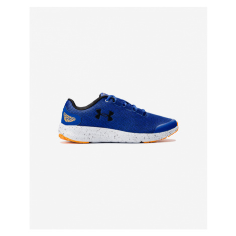 Under Armour BGS Charged Pursuit2 Twst Kinder Tennisschuhe Blau