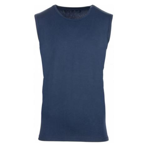 ALPINE PRO MAERAN dunkelblau - Herrenshirt