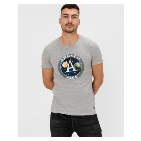 Blend T-Shirt Grau
