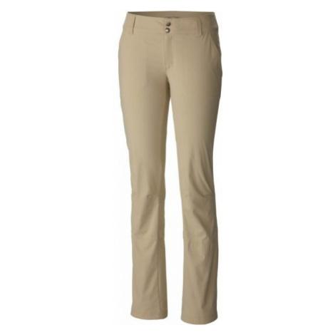 Columbia SATURDAY TRAIL PANT beige - Damen Outdoorhose