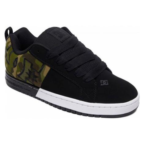 DC COURT GRAFFIK SQ schwarz - Herren Sneaker