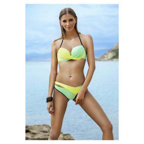 Damen Bikinis Luna green Ewlon