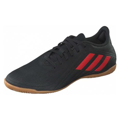 Adidas Deportivo IN Fußball Herren schwarz