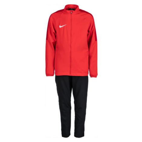 Nike DRY ACDMY18 TRK SUIT W Y rot - Jungen Trainingsanzug