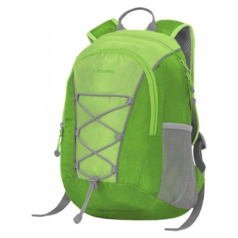 Lewro DINO 12 grün - Universeller Kinderrucksack